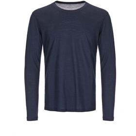 super.natural Base LS 140 - Sous-vêtement Homme - bleu